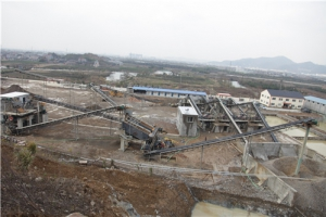圆锥破碎机 Powerscreen Crushing and Screening